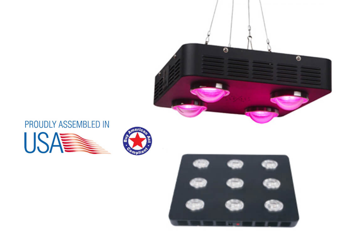 LED Grow Light – COB Series