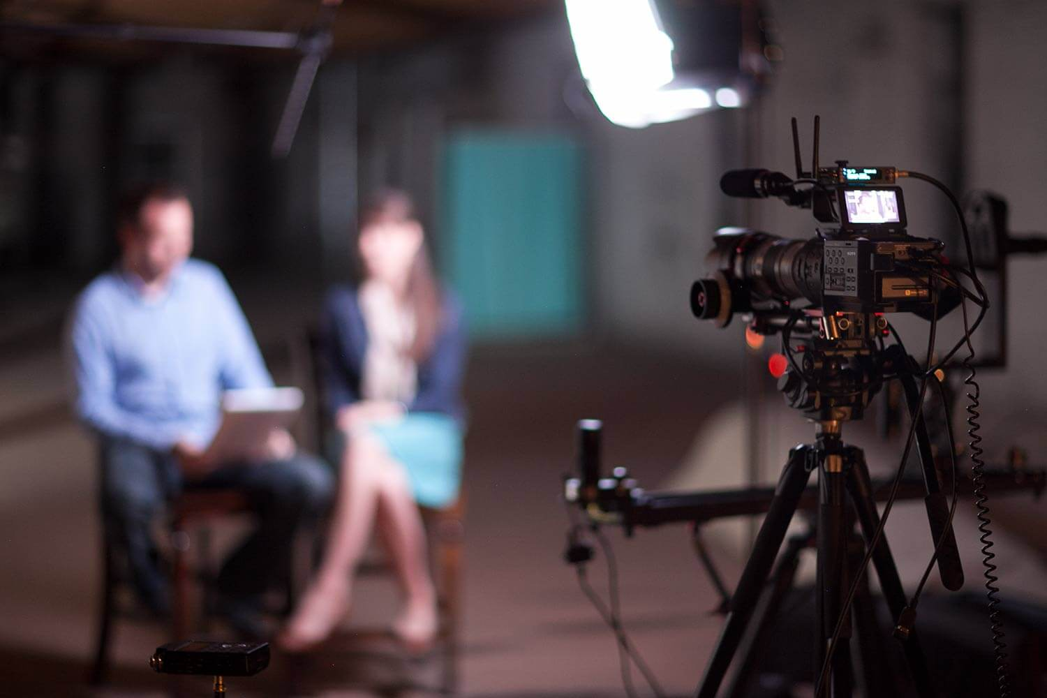 Protect Your Health and Video Shoots with Flicker-less LEDs made in USA