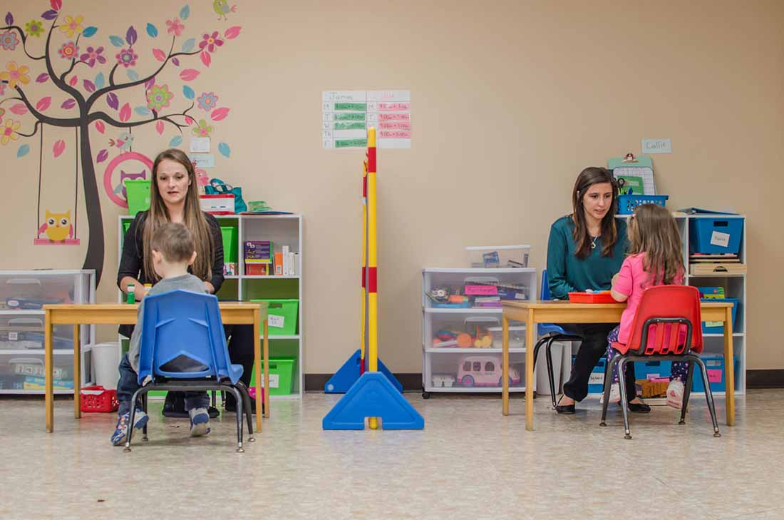 LED Lighting Fixtures: Better Learning Environment for Students with Autism