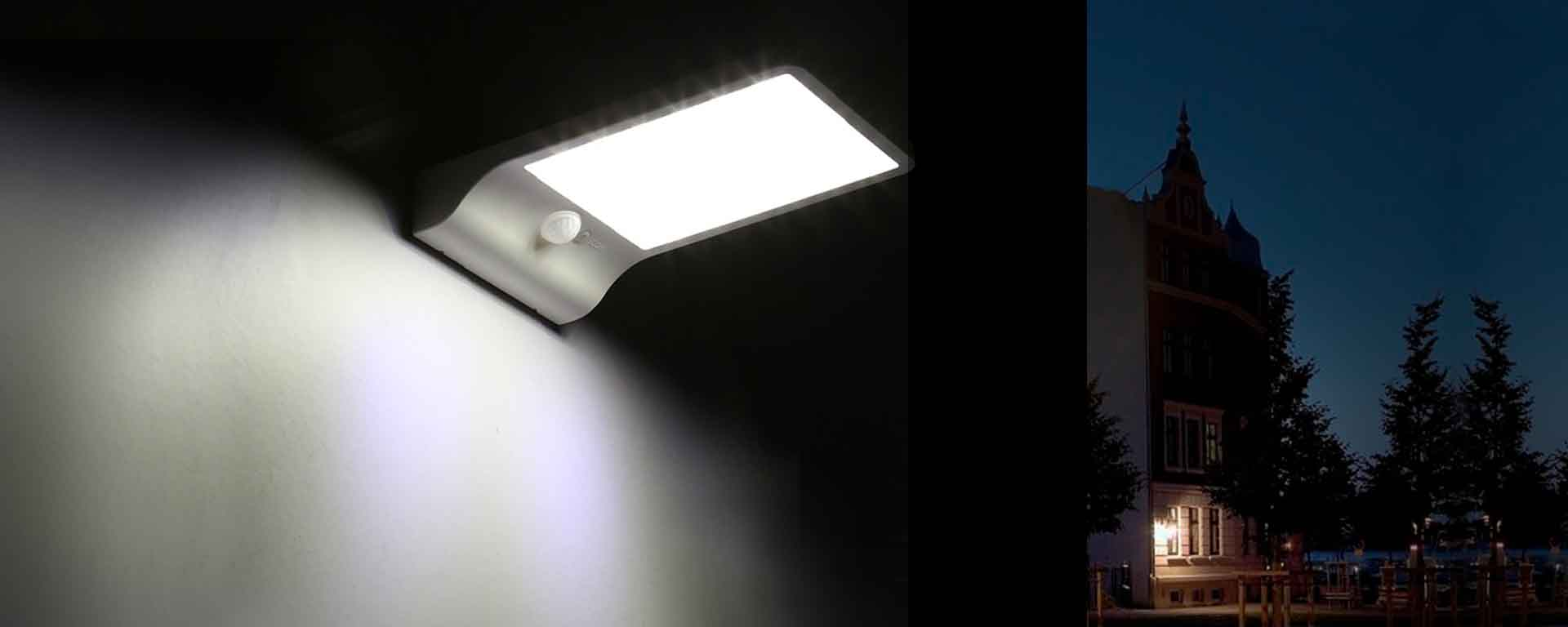 Solar Lights: Use LEDs and Get the Best of All Possible Lighting