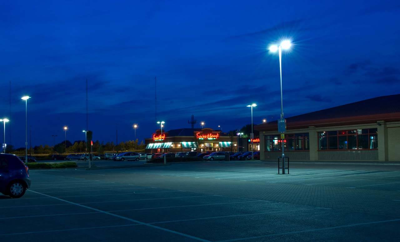 What You Should Know About LED Parking Area Lighting