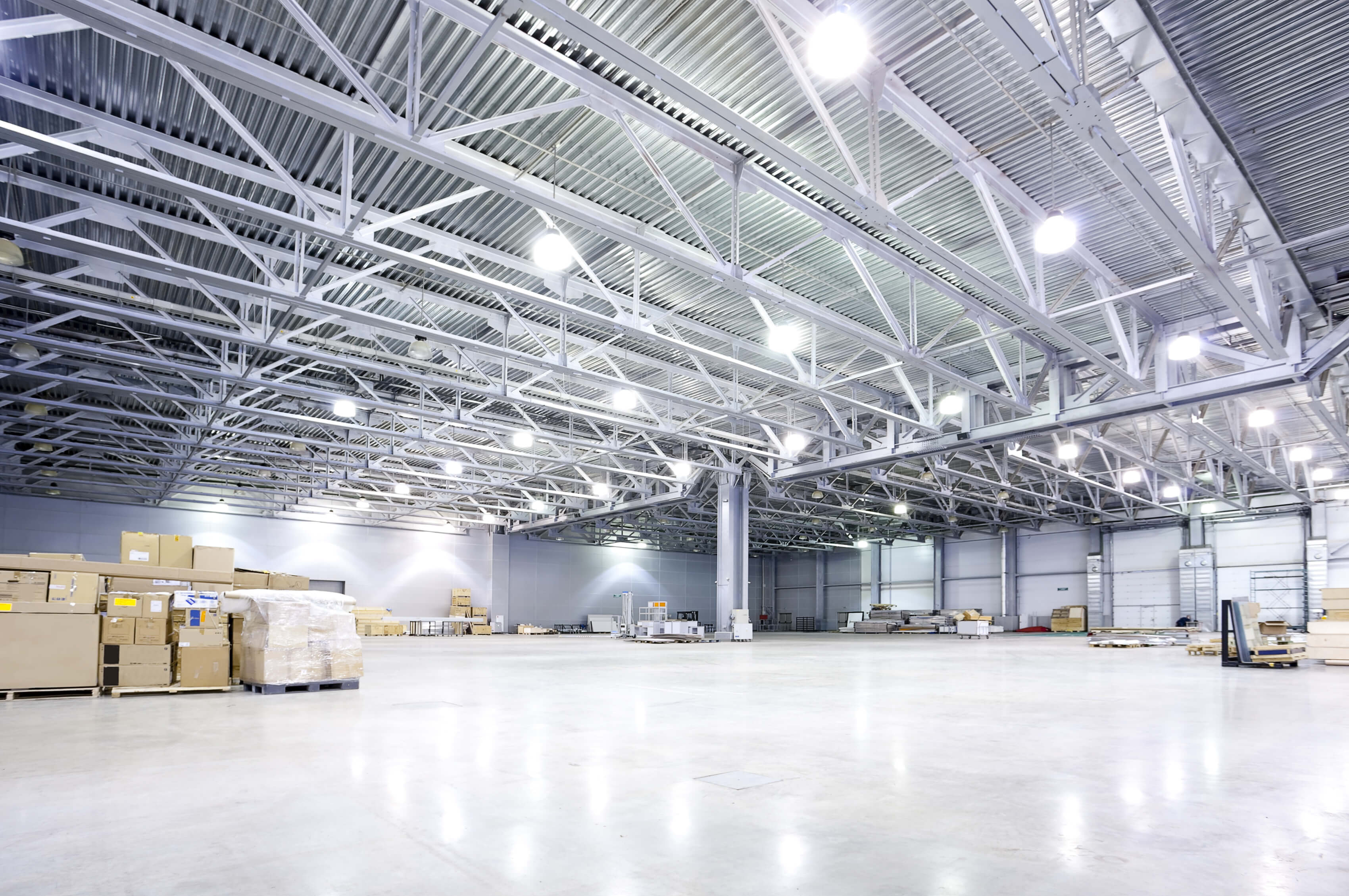 Why Your Warehouse Needs LED Lighting