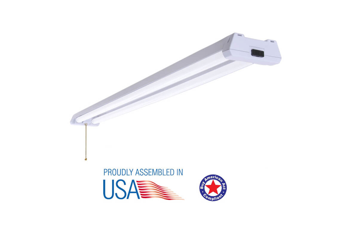 Led shop light patriot led