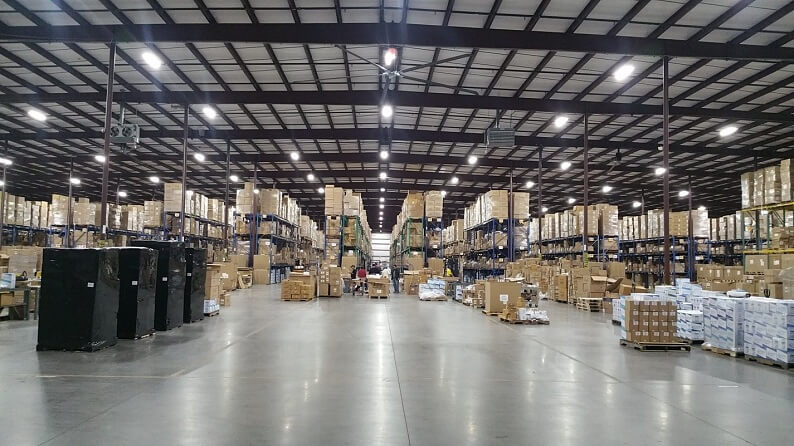 A Guide on Lighting a Warehouse The Correct Way