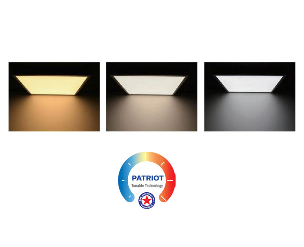LED PANEL CCT AND POWER CHANGEABLE