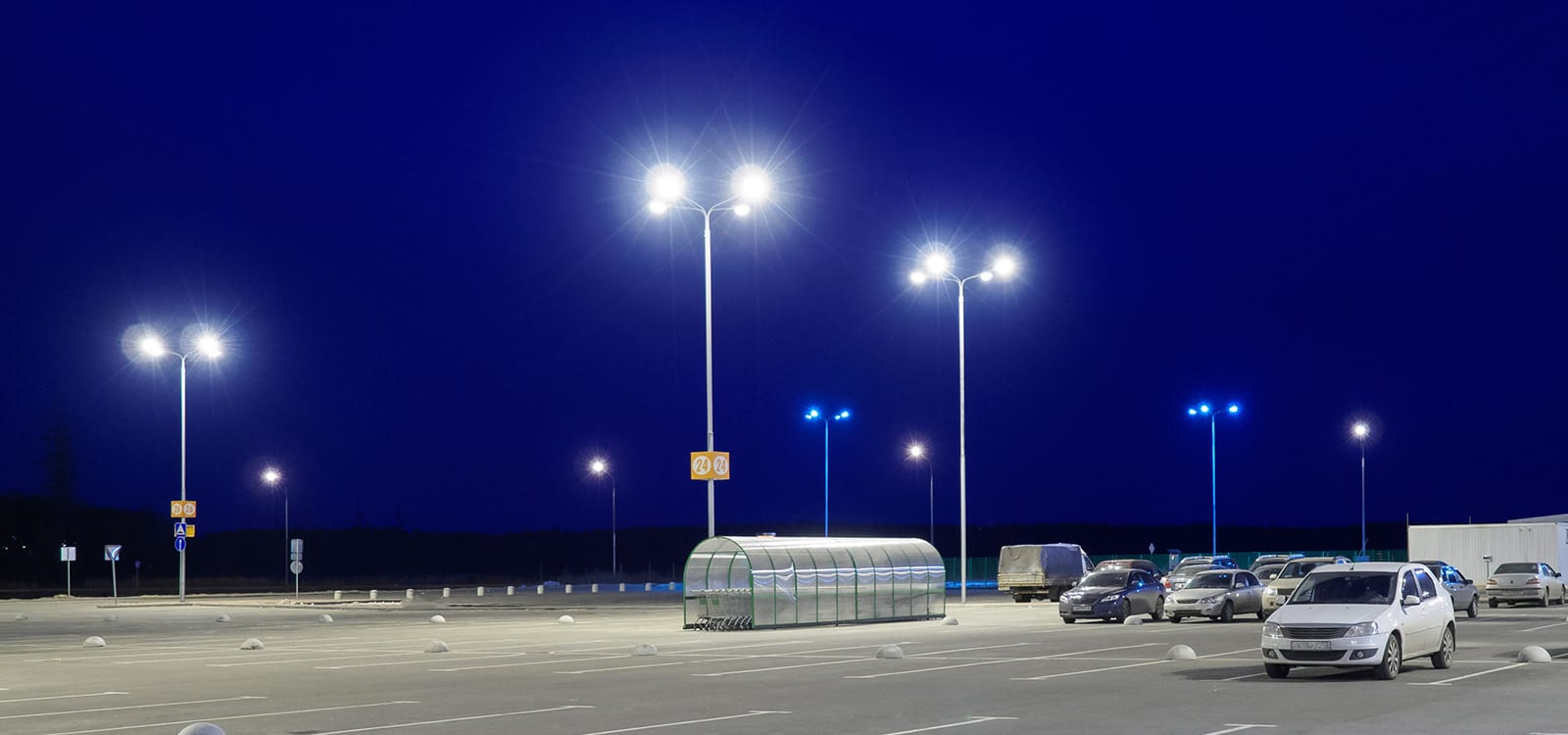 Four Reasons To Buy High Performance Led Parking Lots in 2020